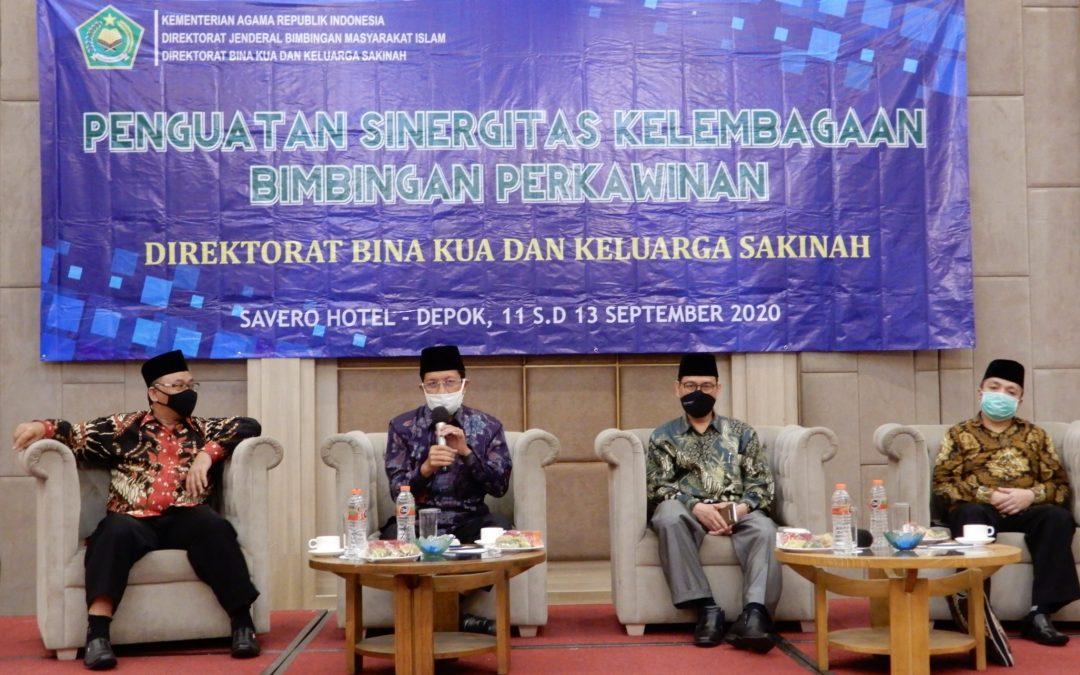 Nasaruddin Umar: Perceraian Tinggi, BP4 Harus Selamatkan Keluarga Indonesia